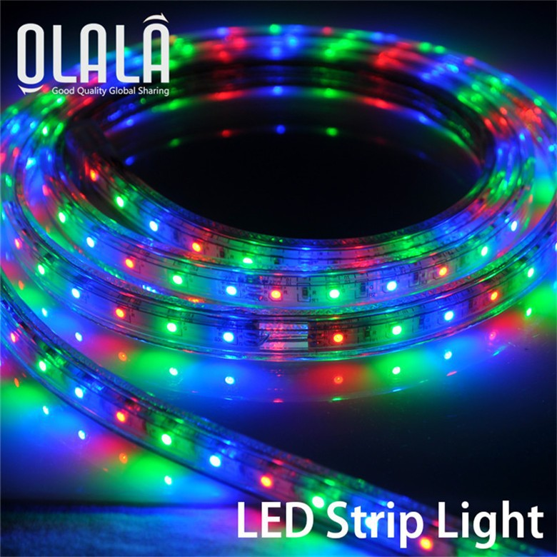 China under counter for football pitch 3528 12 volt led light strip