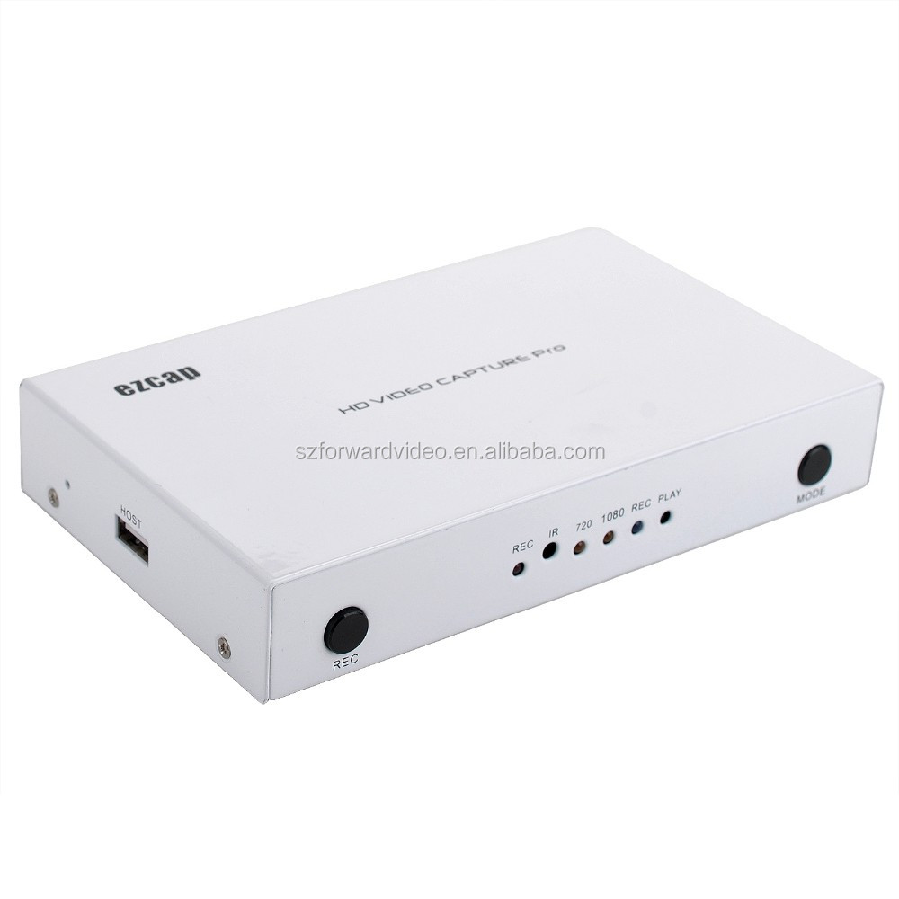 HDMI Video Capture with Playback function ezcap291
