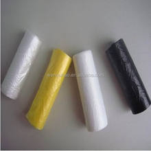 tube handle plastic shopping bags
