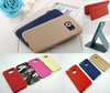 hot press leather case for Iphone 6/6s super thin