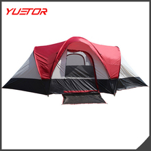 8 Person Easy Up Folding Camping Tent Family