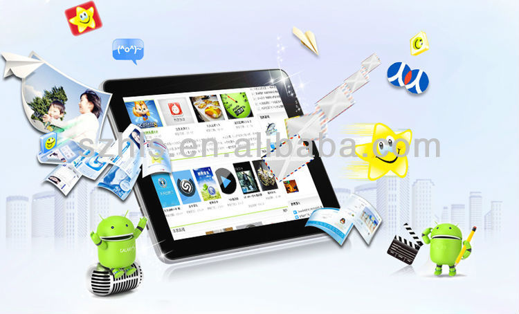New promotion product tablet pc android with high quality