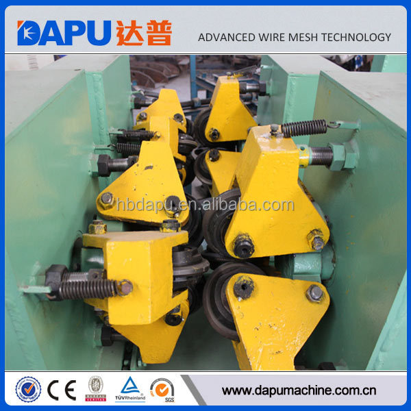 High quality ribbed rebar thread rolling machine price
