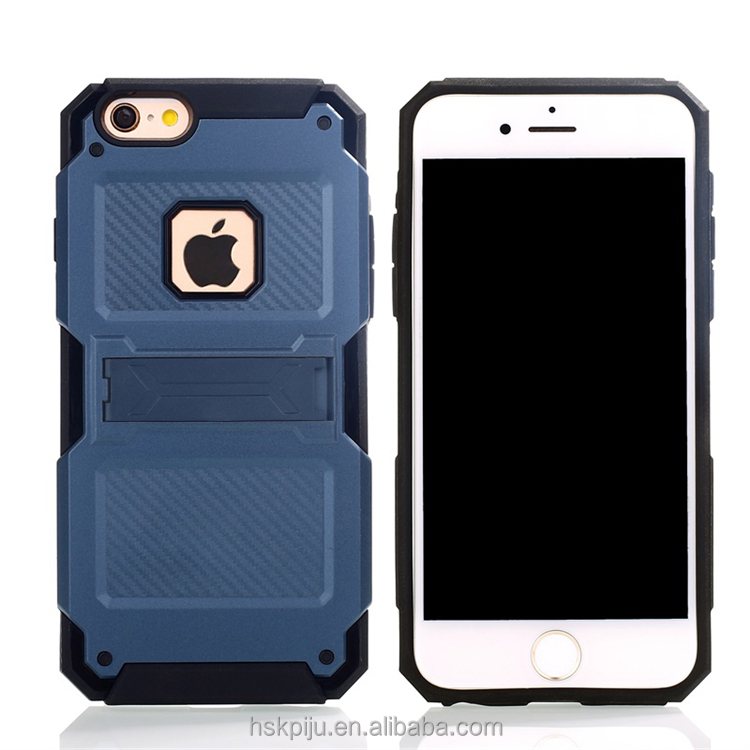 hot selling cool customised TPU+PC mobile phone cases covers for iphone 6s/6p