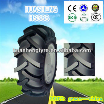 Hot sale farm Herringbone rubber bias tractor tires used for agricultural machinery