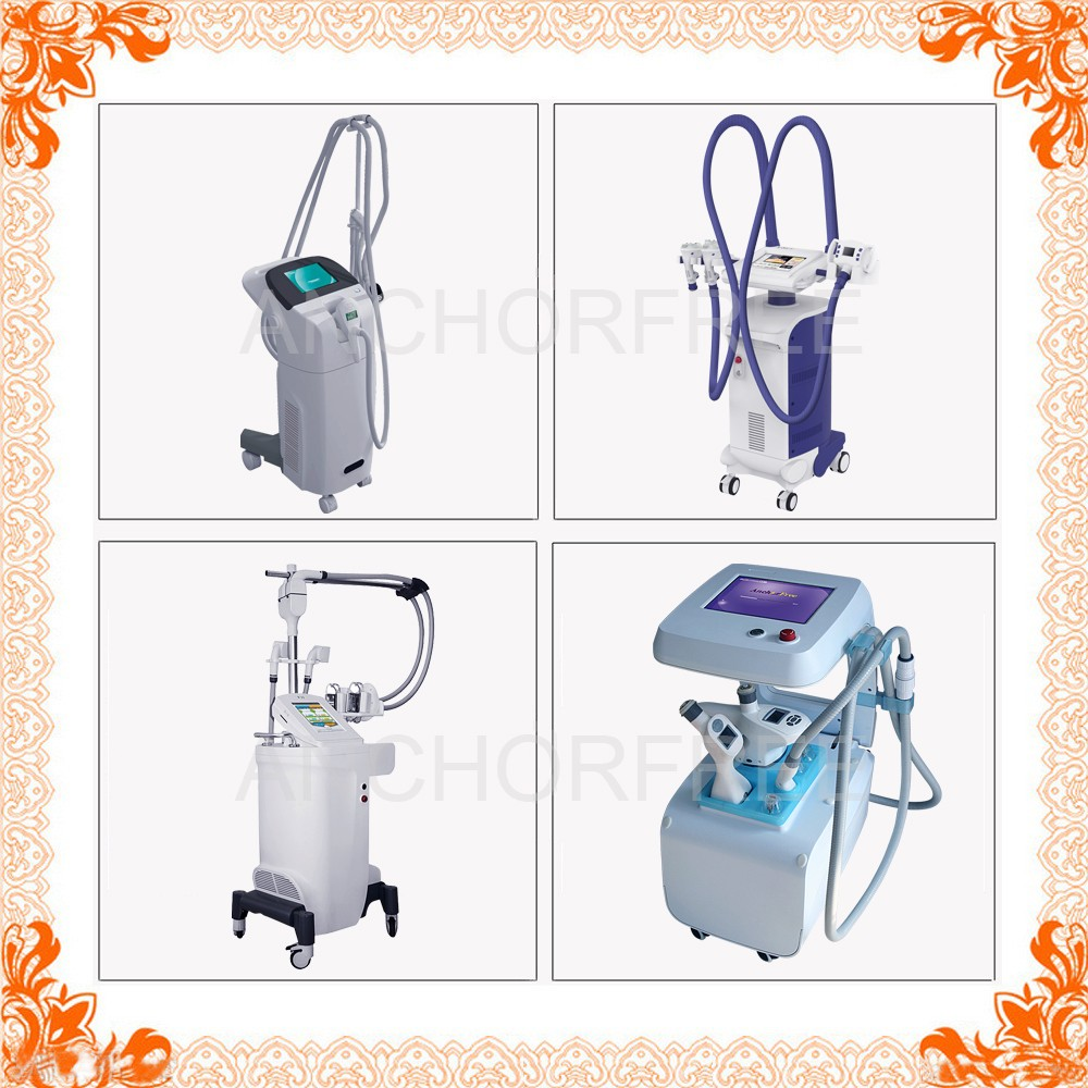 Total Body Fitness Ultrasonic Cavitation Slimming Equipment CE