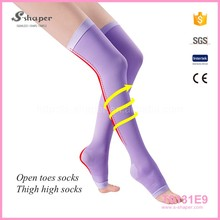 Hot On Ebay Wholesale Stockings For Varices Miracle Compression Slim Socks