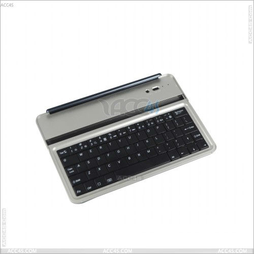 Alibaba in Spanish With Magnetic Stripe Bluetooth Keyboard Case for iPad Mini P-iPDMINIBTHKB007