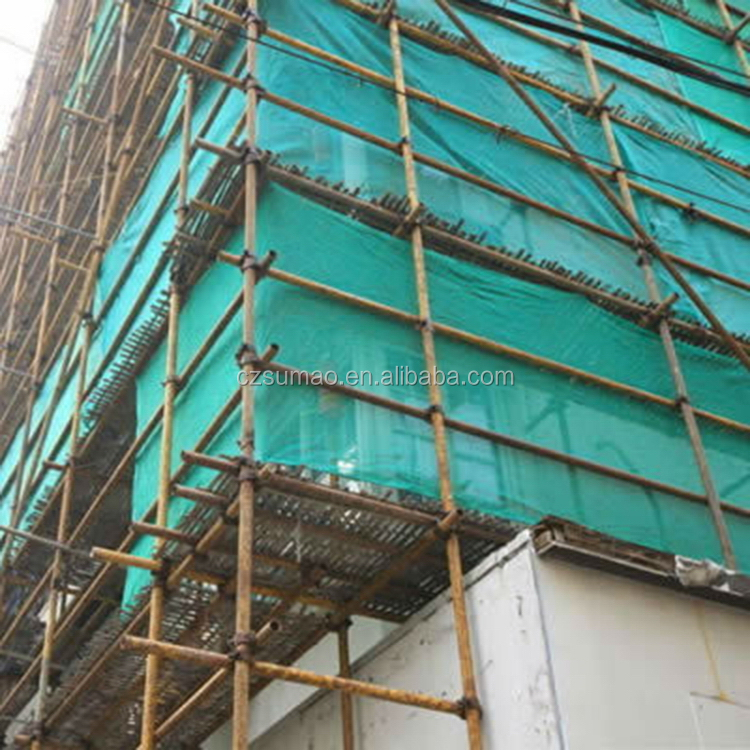 Top grade latest scaffold used construction safety net