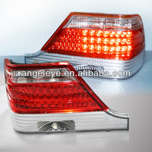For Mercedes-Benz W140/S300 S320 S500 S600 LED Tail Lamp 1994-97