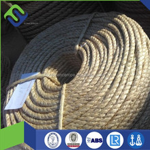 Sisal Packing Rope /6mm to 50mm 3 Strand Sisal Rope