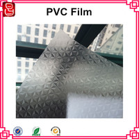 Embossed PVC Plastic Covering Sheets For Books