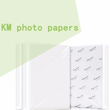 Professional inkjet glossy/matte cast coated/RC double sided photo paper