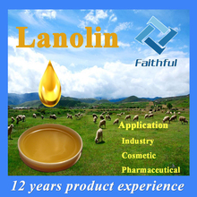 Lanolin Anhydrous In High Grade Cosmetic/lanolin cream/Cosmetic raw material Lanolin pure lanolin