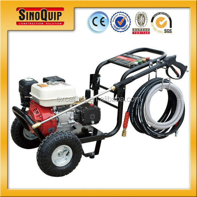 Gasoline High Pressure Washer SW2700 - GX160 with jialing Honda engine
