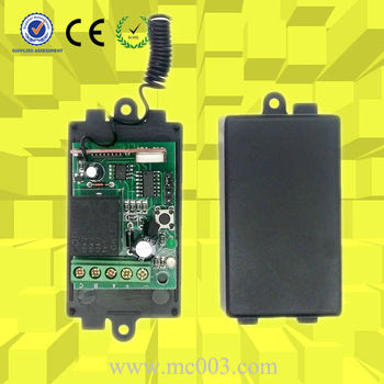 1 channal Rf relay controller 401-X.PC