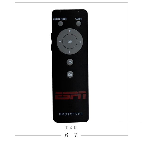 Dongguan factory made newest 2.4GHZ wireless master tv remote control iptv set top box remote controls