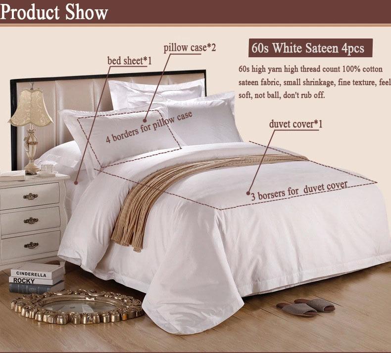 Bed Sheet Set Names