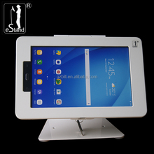 eStand BR24012R restaurant emenu ordering stand security tablet mounting case for Samsung tabA