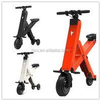 PROMOTION high quality cheap electric three wheel foldable scooter price for sale in China X1