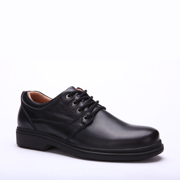 new 2013 china shoes men genuine leather manufacturer