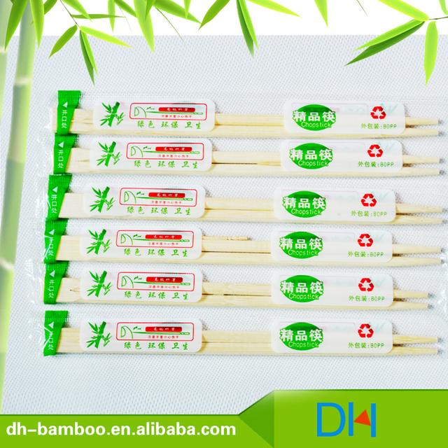 Cheap disposable Bamboo twin Chopsticks Wholesale