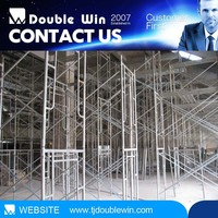 construction & real estate building material scaffolding