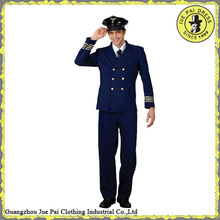 China OEM Airline Pilot Captain Aviation Uniform