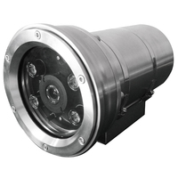 Corrosion Prevention IP68 Outdoor IP CCTV Cameras With Special Function