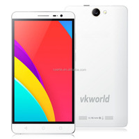 VKworld Brand 4G smartphone MTK6735 5.5 inch HD Android 5.1 2GB+16GB unlocked quad core 6050mAh built-in battery-VK6050S