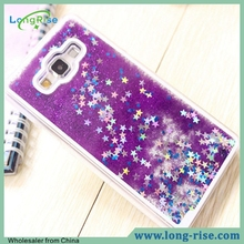 Fancy Stars & Quicksand Moving Glitter Mobile Phone Case for Samsung Galaxy A5