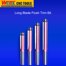 Weitol Trimming machine end mills flush trim machine tool