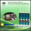 Multipurpose Neutral Sanitary Silicone Sealant For Bathroom And Kitchen