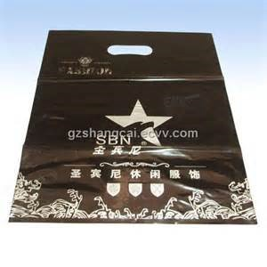 Wholesale LDPE Plastic Jumbo Bag OEM Plastic Shopping Carrier Bag