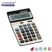 GTTTZEN JS-20LA Tax Function Using 12 Digit Plastic Key Calculator