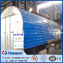 Waste tire oil refining machine/refining plant/refining equipment for sale