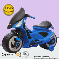 Hot sale licensed ride on kids motorcycle electric motorbikes for children