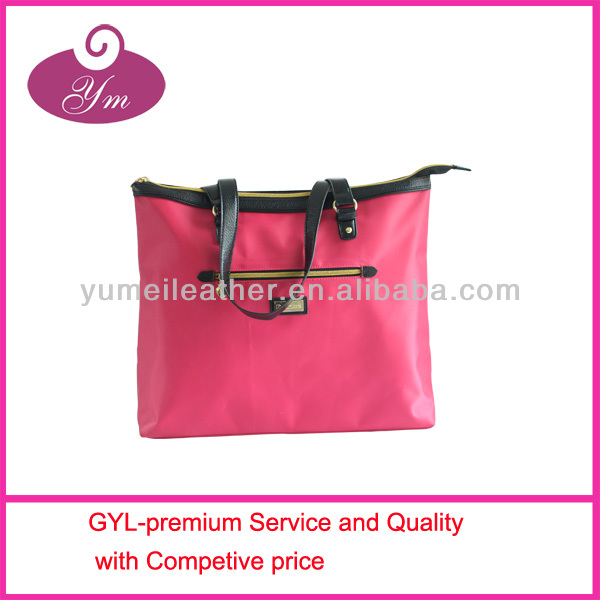 2014 newest pictures lady fashion handbag wholesale from China