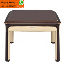 Chinese traditional wood mahjong table cheap mahjong table price mahjong table sale