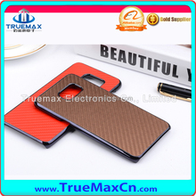 Carbon Fiber Aluminum Metal Cover Case Skin for iphone 6 Plus/ 6 4.7 / 5 / 5S for Samsung Galaxy S4 S5 S6 S6 Edge