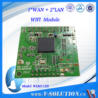 OPENWRT cheap price of USB mini pcie WiFi router module