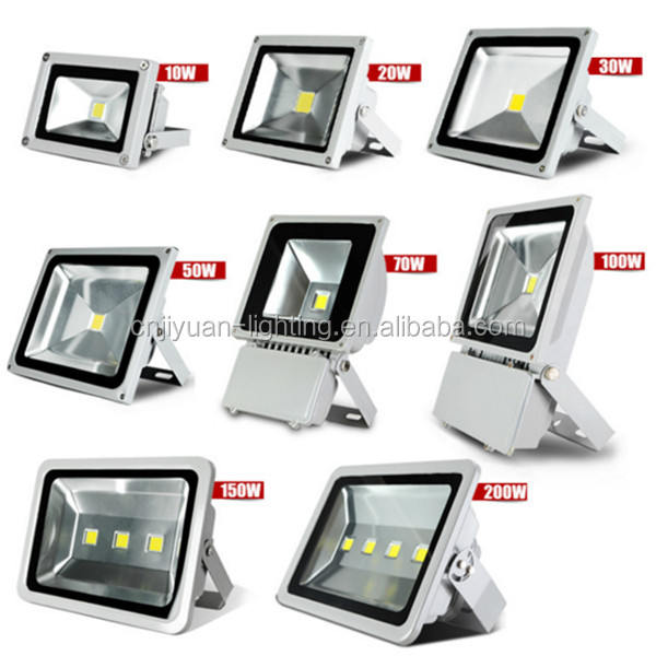 New style used outdoor lighted signs IP65 200w ip66 led flood light