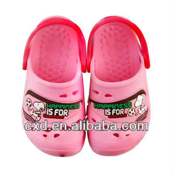 2013 Fashionable Kids EVA slipper sandals
