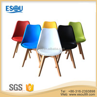 High Quality Designer Plastic Armless Folding Chairs