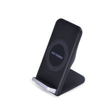 2018 New Style Fast Wireless Charging Stand Vertical Mobile Phone Charger