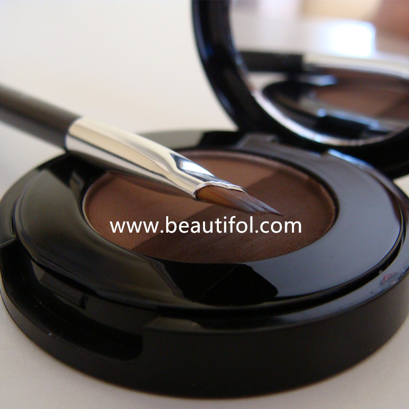 Factory price make your own design eyebrow powder 3d eyebrow tattoo best lady makeup cosmetics private label