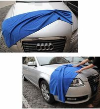 hot sale 45cm*90cm microfiber tack cloth for car cleaning