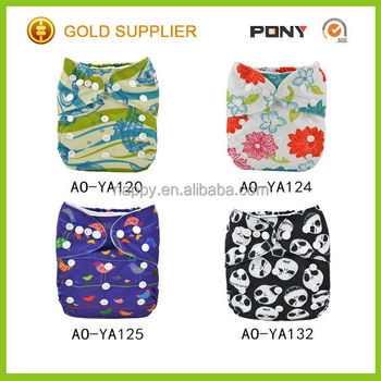 2016 One Size Resuable Cloth Diaper, High Quality Baby Diapers, Cloth Diapers for Wholesale China