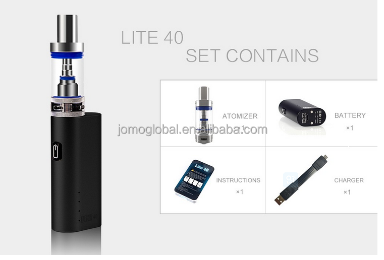 Authentic Lite 40 starter kit from jomotech