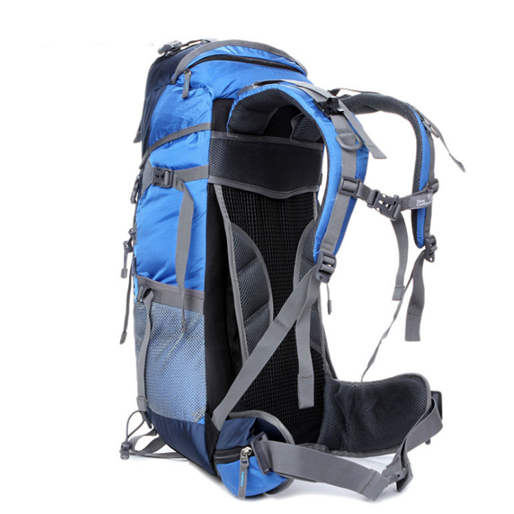 Good High Quality Wholesale Outdoor waterproof hiking mountaineering back pack army
